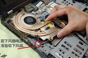 Lenovo Thinkpad T400 Disassembly  Clean Cooling Fan