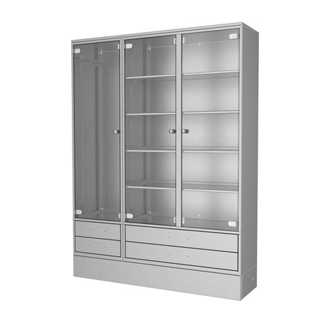 Cupboard Glass Doors by Stainless Steel Cupboard With Glass Doors Uk