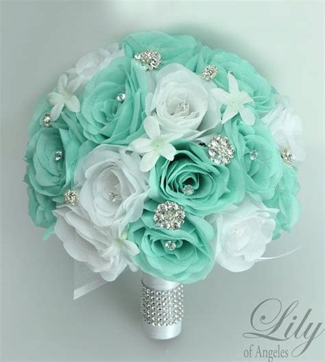 wedding bouquet bridal bouquet silk flower bouquet