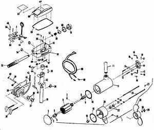 Electric Motor Brush Diagram