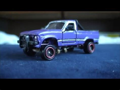tomica toyota hilux custom tomica toyota hilux introduction youtube