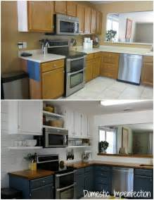 cheap kitchen makeover ideas before and after budget diy kitchen easy home decorating ideas