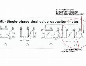 Emerson Motor Wiring 220