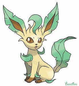 Phyllali - Leafeon by AlouNea on DeviantArt