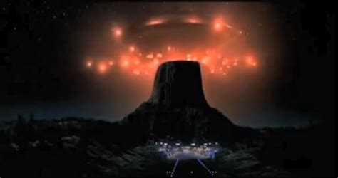 close encounters    kind devils tower mother