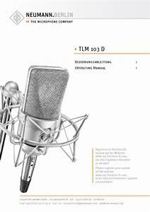 Tlm 103 D Manuals