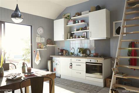 petites cuisines petites cuisines leroy merlin côté maison