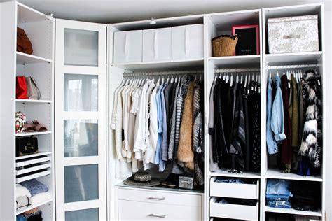 Ankleidezimmer Schrank Ikea by Mein Ankleidezimmer Tipps F 252 R Den Pax Kleiderschrank