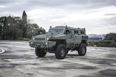 Marauder Armored Vehicle Cost by Is This The World S Most Unstoppable Vehicle Marauder