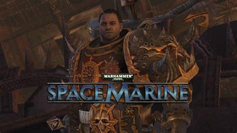 lets play warhammer  chaos marines mod part