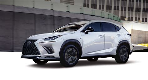 lexus nx luxury crossover performance lexuscom