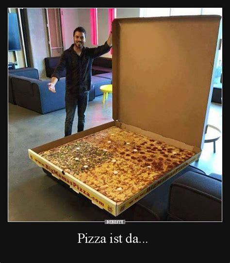 pizza ist da lustige bilder sprueche witze echt
