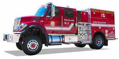 Wildland Type Fire Apparatus Truck Rescue Vehicles