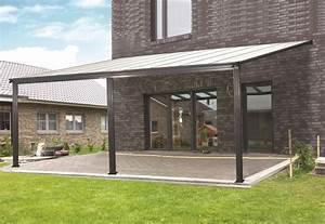 Toit Terrasse Aluminium : toit terrasse pergola 6x3 m en aluminium anthracite ~ Edinachiropracticcenter.com Idées de Décoration