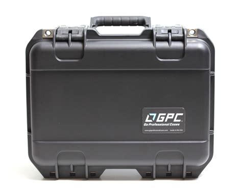 buy parrot anafi thermal drone  gpc hard case today  dronenerds anafi gpccase