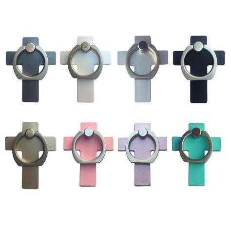 Finger Iring Stand Holder 360 new universal cross phone holder 360 degree rotation ring