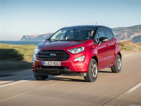 ford ecosport st line 2018 ford ecosport st line 2018 picture 26 of 91