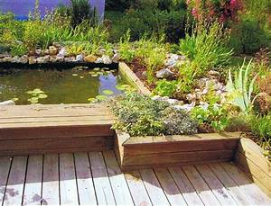 plan amenagement jardin cobtsacom With idee amenagement jardin rectangulaire 3 creation dun jardin contemporain mon jardin en ligne