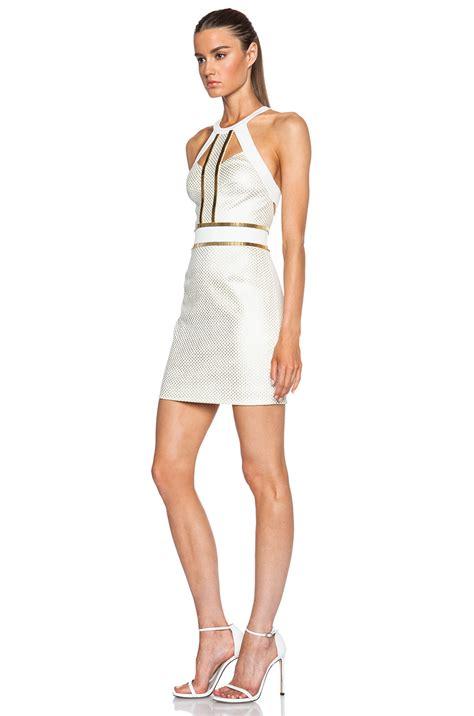 Sass Bide Lyst Sass Bide You Re Everywhere Dress In White