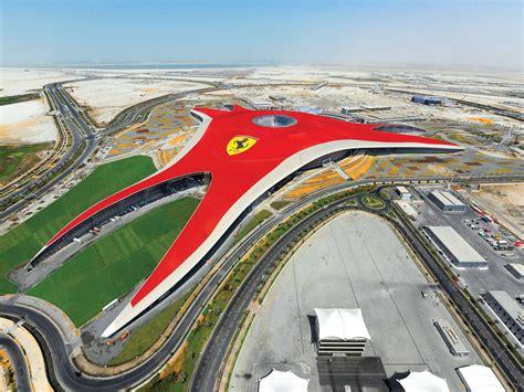 Ferrari World  Dubai Holiday Packages Tropic Dubai Tours