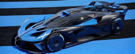 A história que tu (provavelmente) não conheces. Bugatti Bolide: diseñado solo para el circuito y con 1.850 CV   Supercoches   Motor EL PAÍS