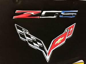 C7 Z06 Corvette Stingray Premium AirBrushed Hood Liner ...