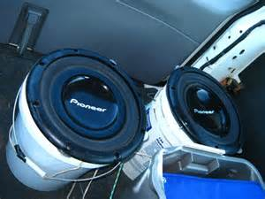 Boat Speaker Tubes by Anyone Made Pvc Speaker Box The Hull Truth Boating