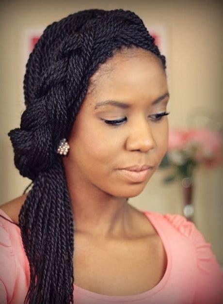 2016 black braid hairstyles