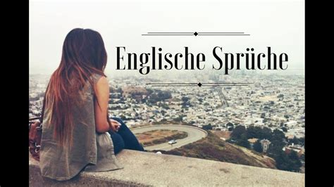 englische spr 252 che 220 bersetzung sayings german