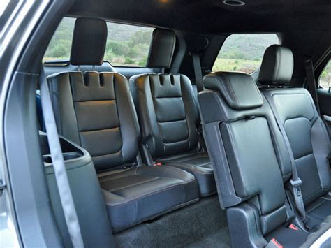 ford explorer sport captains chairs 2016 ford explorer overview cargurus