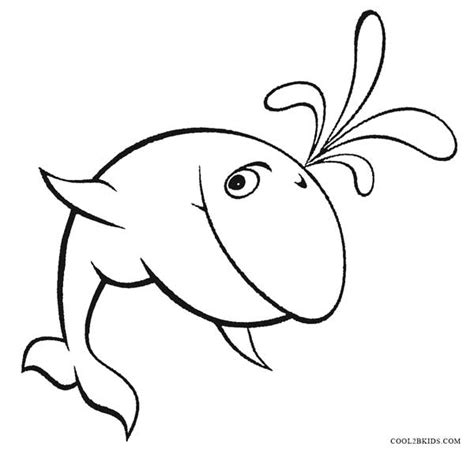 Coloring Whale by Printable Whale Coloring Pages For Cool2bkids