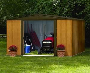 Abri De Jardin Demontable : abri de jardin arrow wl1012 ~ Nature-et-papiers.com Idées de Décoration