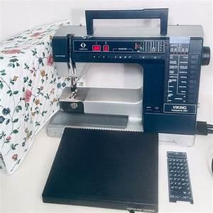 Husqvarna Viking Prisma 990 Sewing Machine Manual Cover Quilting Sew Estate Ni U2026