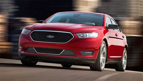 ford taurus sho driven today