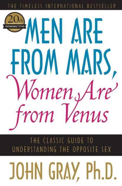 men   mars women   venus  classic guide