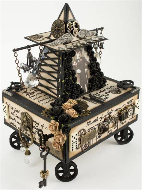 diy steampunk keepsake box pictures   images