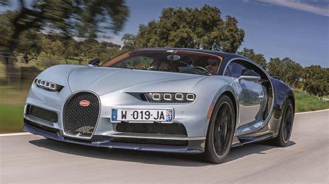 It can hit 400 km in 32.5 seconds. Bugatti Chiron: probamos el futuro coche de Cristiano Ronaldo   Pruebas de Coches   Autopista.es