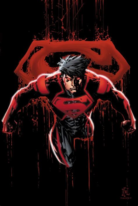A New Beginning For Superboy Ign