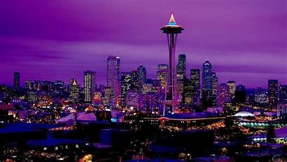 Seattle Wallpapers Cool Space Needle Cave