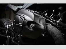The FirstEver Custom BMW R nineT, by Urban Motor