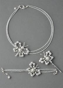 parure de mariee envol avec papillon en perles princesse With boutique mariage avec parure en or blanc