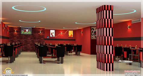 restaurant interior design toned restaurant interior designs kerala home design and floor plans