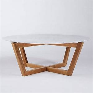 coffee table round coffee table white legs and wood top With low round white coffee table