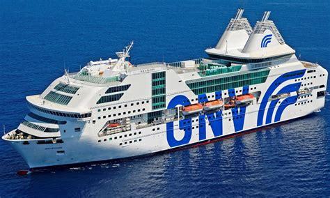 nave la suprema gnv rhapsody ferry grandi navi veloci cruisemapper