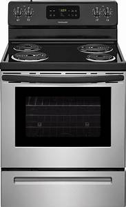 Frigidaire Self Cleaning Oven Instructions Scotland