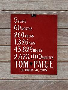 13 best images about anniversaries on pinterest With 5 year wedding anniversary gifts