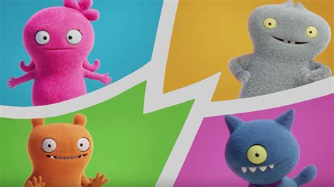The Trailer For Uglydolls Is All About Bright Colours, Pop