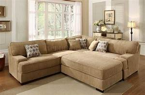 large sectional sofa with ottoman book of stefanie With sectional sofa with big ottoman