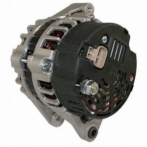 Alternator For Bobcat Skid Loader 773 Turbo 2001 Kubota V2003t