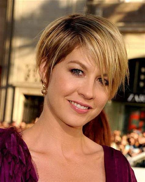 beautiful short haircuts   faces hair ideas